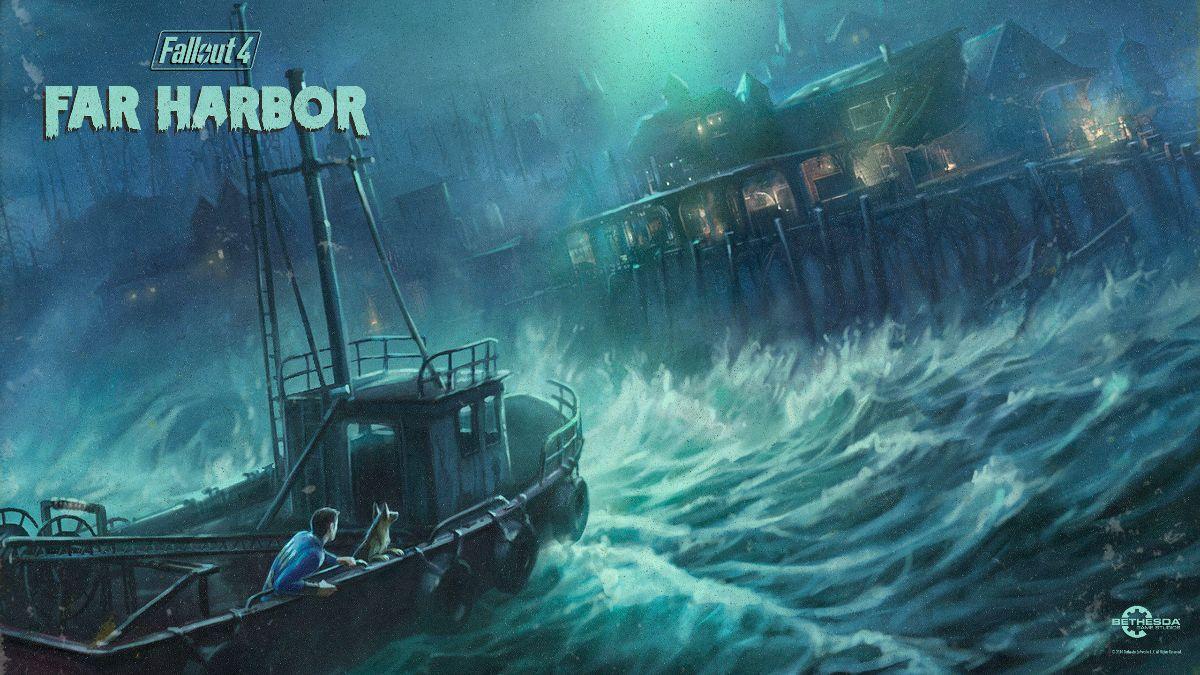 Fallout 4 Far Harbor Cheat Codes