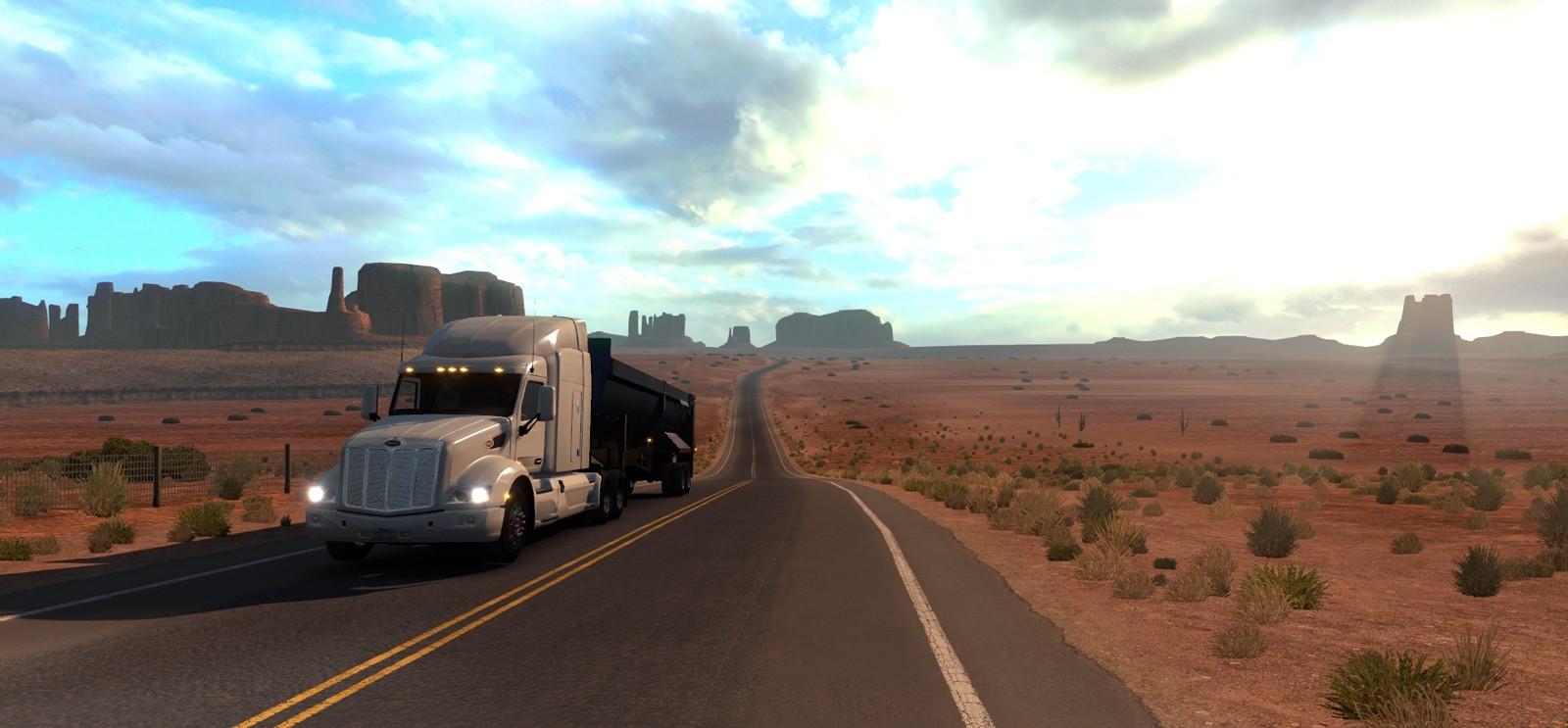 American Truck Simulator – Arizona Cheat Codes