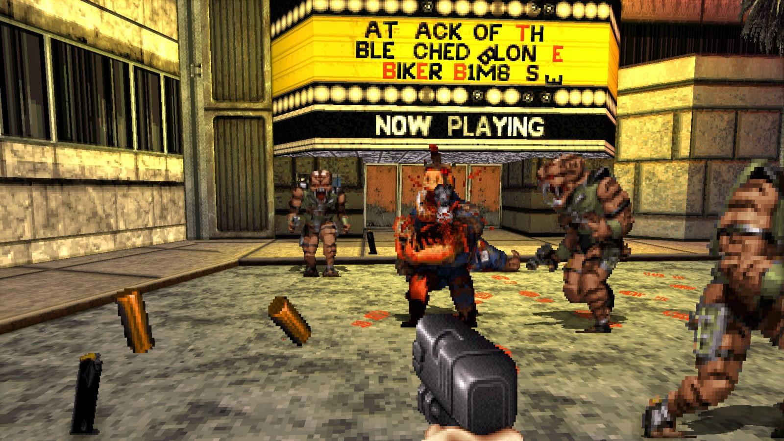 Duke Nukem 3D: 20th Anniversary Edition World Tour Cheats