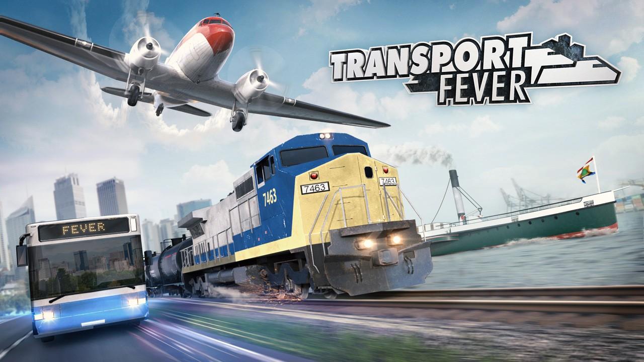 Transport Fever Cheats
