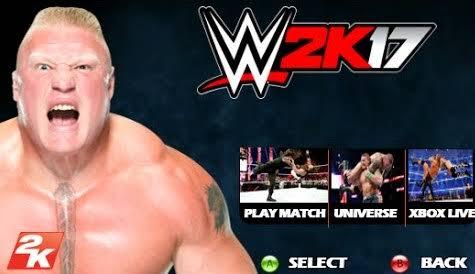 WWE2017Game