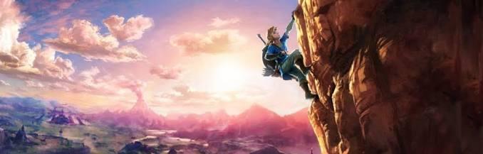 The Legend Of Zelda: Breath Of The Wild Infinite Climbing Cheat