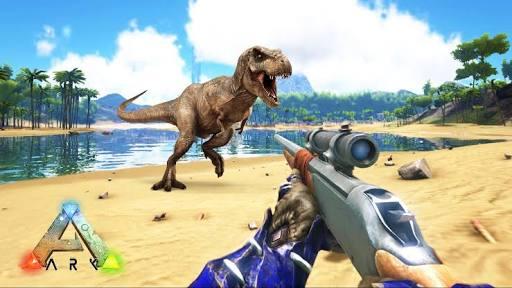 Ark: Survival Evolved PC Oyun Tuşları/Kontrolleri