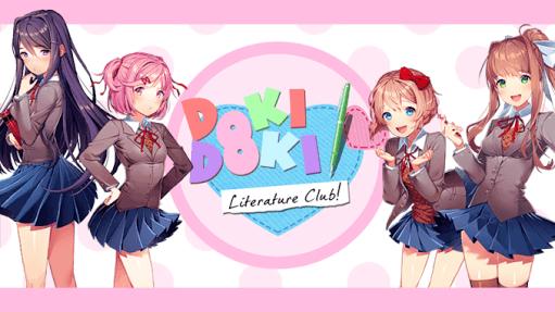 Doki Doki Literature Club PC Controls