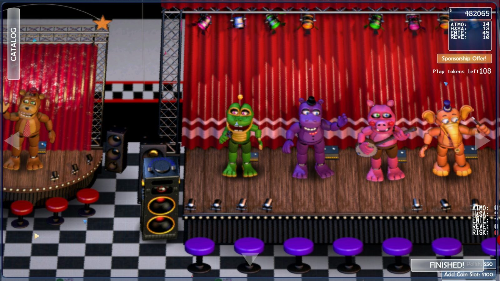Freddy Fazbear's Pizzeria Simulator Achievements Guide   MGW