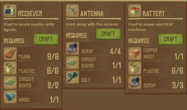 Raft – Secret Achievements Guide | MGW: Game Cheats, Cheat