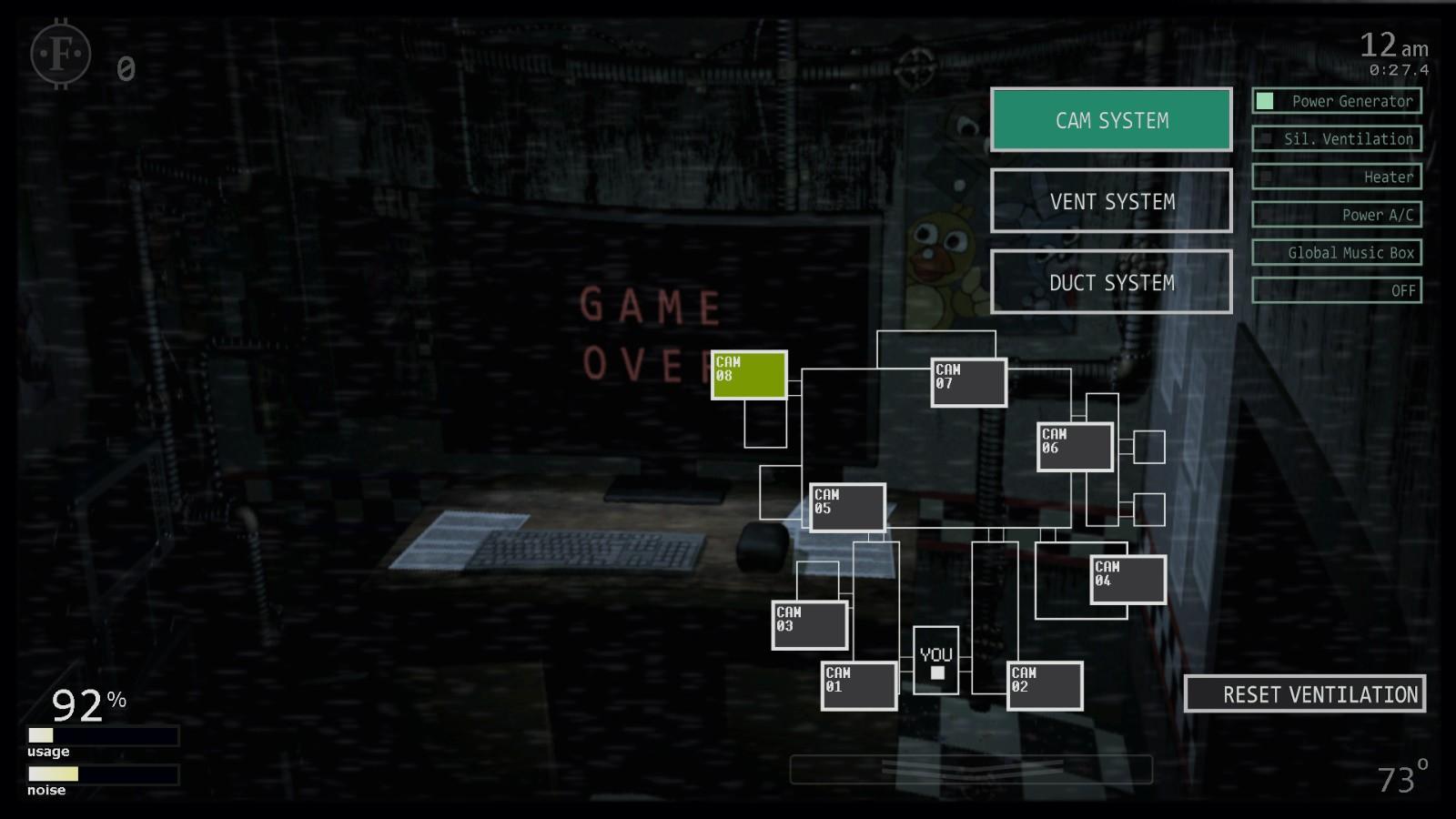 Ultimate Custom Night – Toy Freddy (Fnaf 2) Guide : MGW: Game Cheats