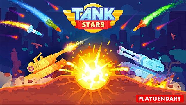 Tank Stars - Upgrades