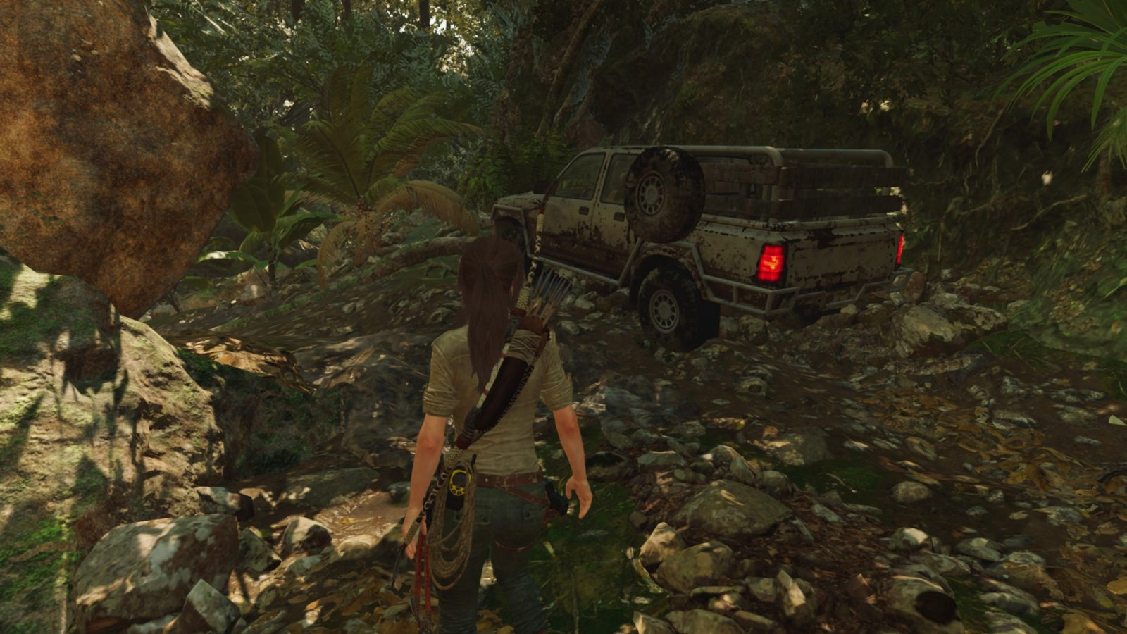 Shadow of the Tomb Raider – Kuwaq Yaku – Crude Awakenings