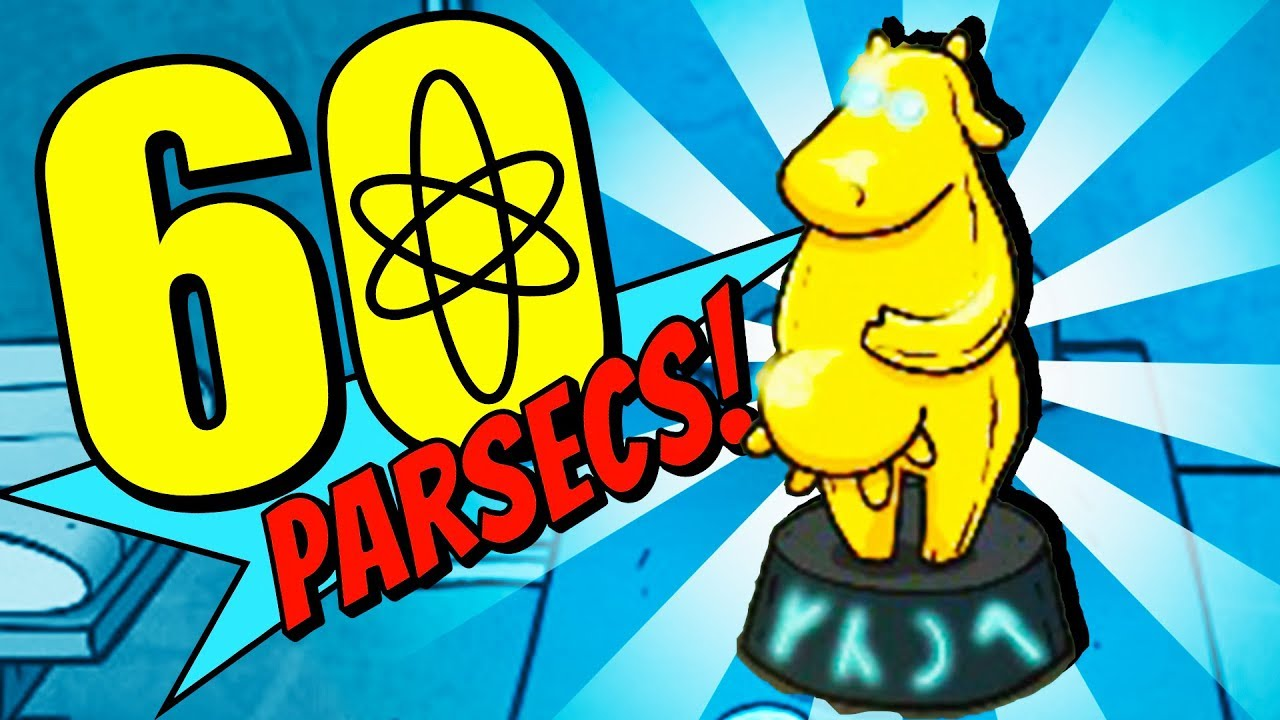 60 Parsecs! – Character Info