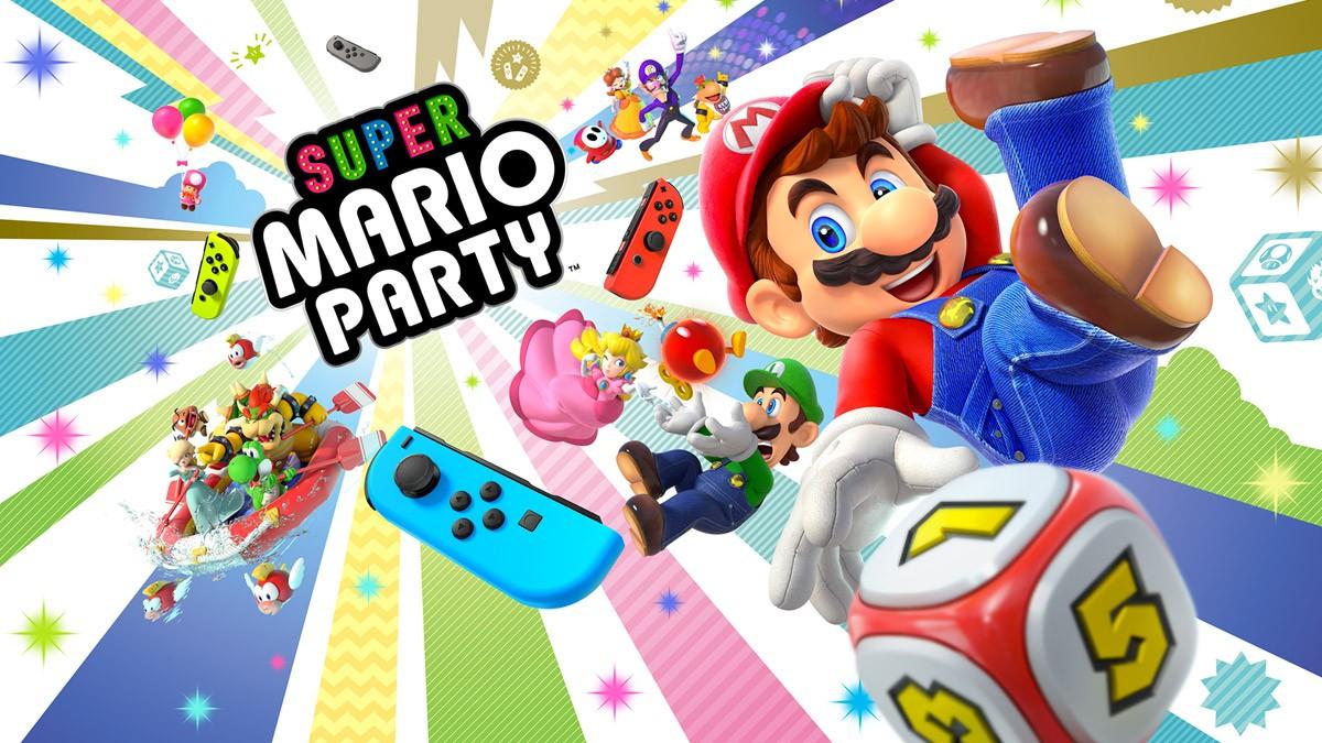 Super Mario Party Nintendo Switch Cheats