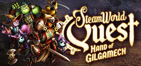 SteamWorld Quest: Hand of Gilgamech PC Keyboard Controls