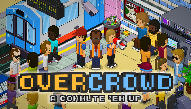 Overcrowd: A Commute 'Em Up PC Keyboard Controls & Shortcuts