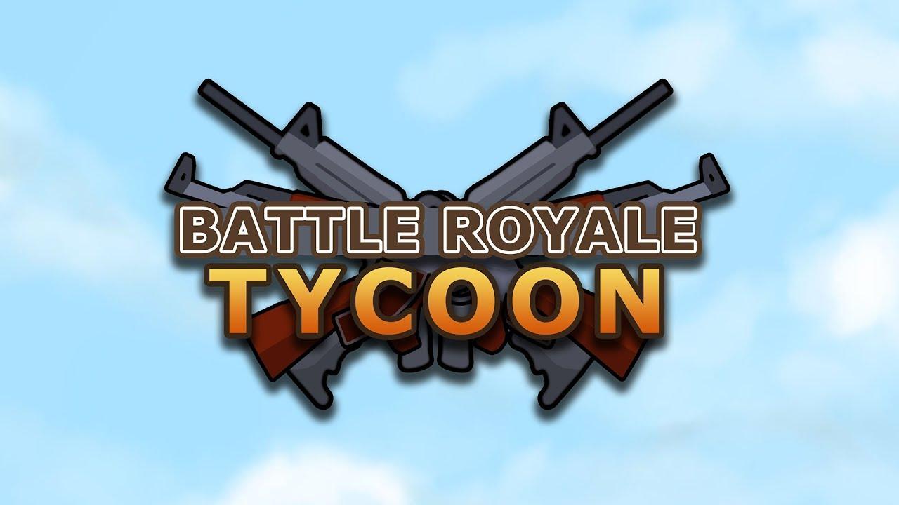 Battle Royale Tycoon Controls