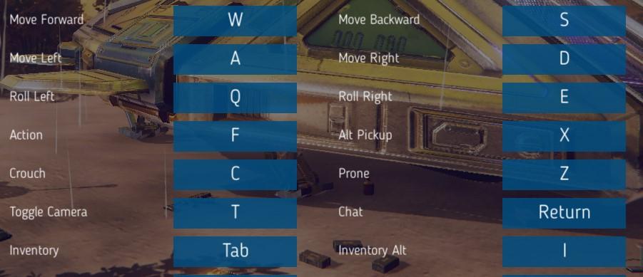 Stars End Controls & Key Bindings | MGW: Game Cheats, Cheat