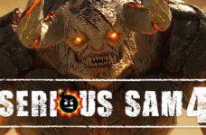 Serious Sam 4 PC Console Commands