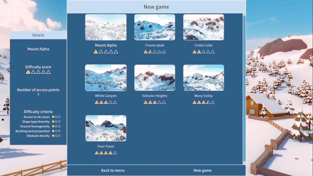 Snowtopia Ski Resort Tycoon SCREENSHOT 003